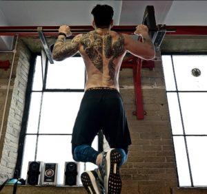 STUART REARDON Los tatuajes de los deportistas más sexis