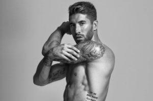 Sergio Ramos Los tatuajes de los deportistas más sexis