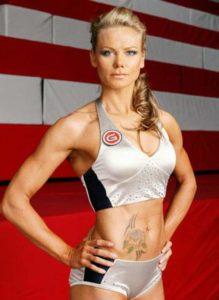 Tatiana Grigorieva Los tatuajes de los deportistas más sexis