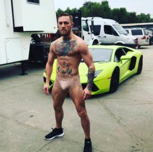 conor mcgregor Los tatuajes de los deportistas más sexis