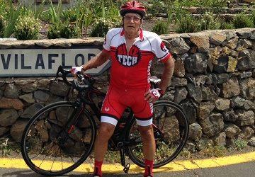 Cristóbal Hernández y su Pasión por el Ciclismo: Un ejemplo a seguir