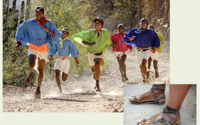 Correr Descalzo está de Moda. Y tú ¿ Prefieres Correr con Zapatillas?