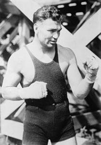 Jack Dempsey Foto Campeones de los Pesos Pesados (I) : De Jack Dempsey a Joe Louis (1919-1949)