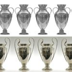 Las Copas del Real Madrid en 15 finales de Champions League