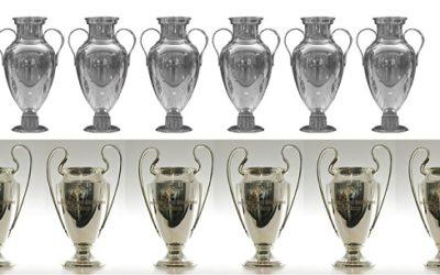 Las 15 finales de Champions League del Real Madrid