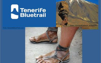 Las huaraches son las protagonistas en la Tenerife BlueTrail 2017