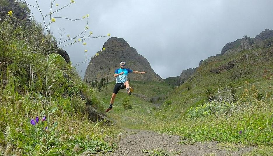 Ultrarunner Canario Antonio Arteaga Mora: Diferente, Auténtico y Solidario Ultra runner Corredor de Trail running