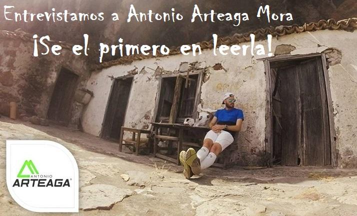 Antonio Arteaga Mora un ultrarunner canario al descubierto Un Ultra runner diferente. Todo sobre le trail running amateur