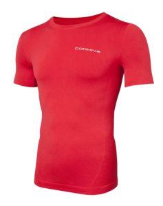 Camisetas Deportiva-Running Coreevo compresiva varios colores