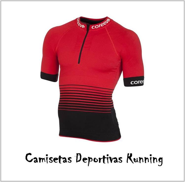 Tienda Online de Deportes Camisetas de Coreevo running y trail running