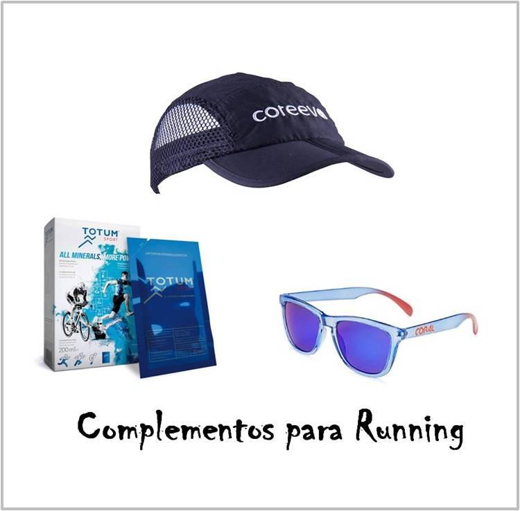 Tienda Online de Deportes Complementos para el Running y el trail running