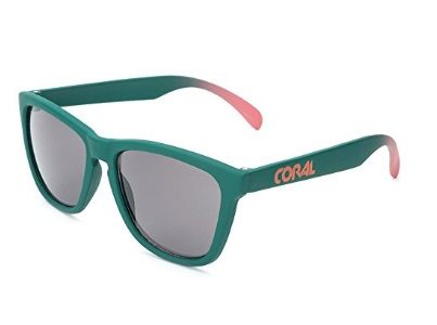 Gafas Montura Verdes Coral Sunglasses
