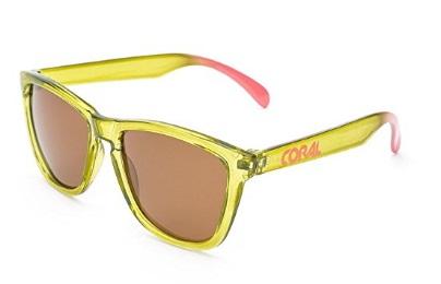 Gafas Polarizadas Amarillas Coral Sunglasses