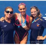 Medalla de Plata para la nadadora Ona Carbonell en el Mundial de Budapest 2017