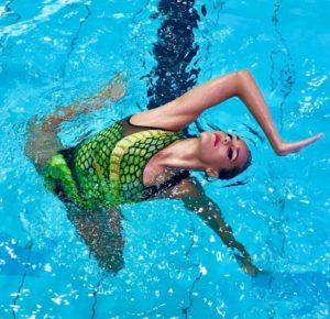 Nadadora Ona Carbonell: Medalla de Plata en el Mundial de Budapest 2017, natacion sincronizada ona carbonell
