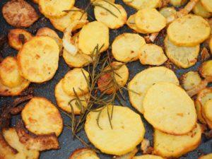 Cómo hacer patatas fritas más saludable, crujientes y ligeras en menos de 20 min, patatas chips al horno, Snacks (adwords), Chip, papa
