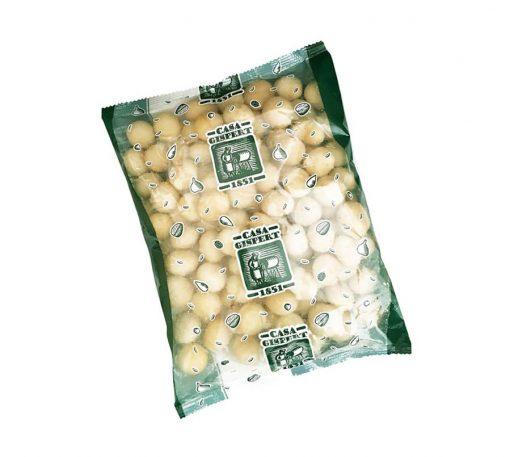 Nuez de Macadania Cruda Paquete de 500 gr