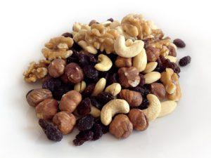 Por qué deberías comer Frutos secos antes y después de Entrenar, comprar frutos secos a granel
