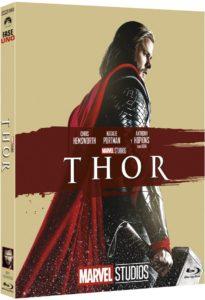 Colección de películas de Thor [Formato Blu-Ray]