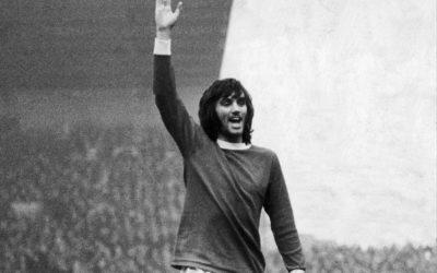 George Best, el Mejor Jugador Británico de la historia