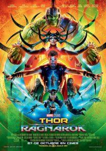 Película de Thor: Ragnarok [Blu-ray]