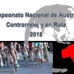 Campeonato Nacional de Australia Contrarreloj y en Ruta 2018
