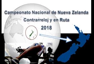 Campeonato Nacional de Nueva Zelanda Contrarreloj y en Ruta 2018, Resultados de Ciclismo en Feeldeporte