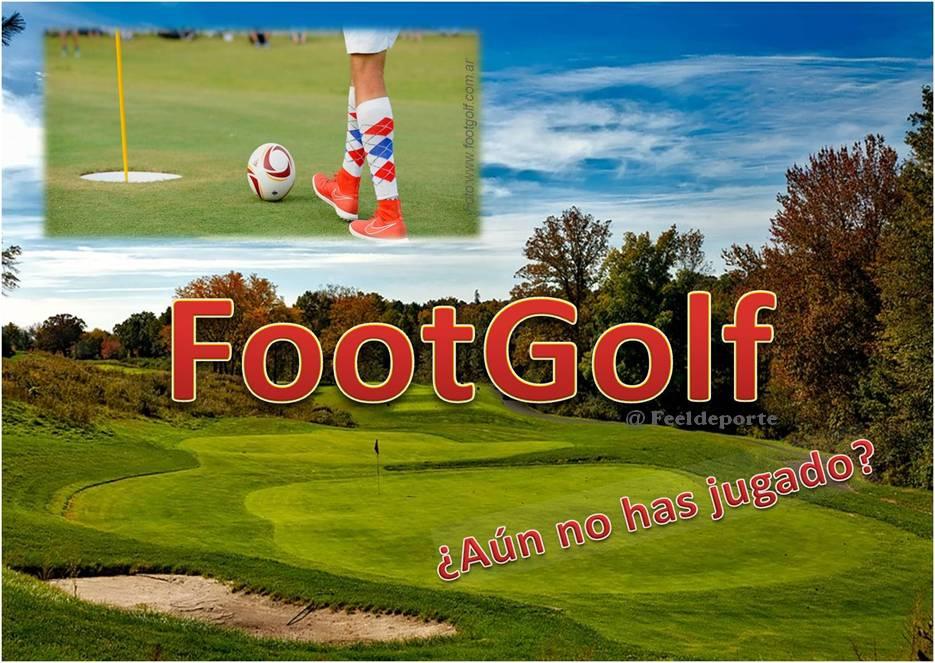 El Footgolf está arrasando ¿No sabes lo qué es? Te invitamos a conocerlo