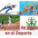 Desigualdad de Género en el Deporte ¿Aún existe en el Siglo XXI?