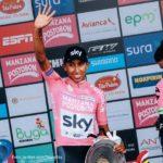 ¿ Hasta dónde llegará el ciclista colombiano Egan Bernal ?