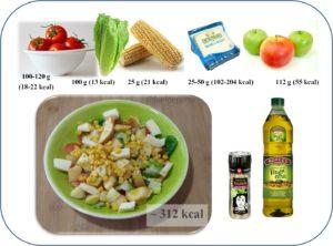 como hacer ensaladas de frutas y verduras