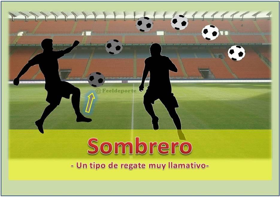 Sombrero En Fútbol Uno De Los Regates Más Llamativos De Este Deporte